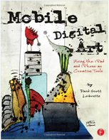 mobile digital art book review by michael maersch
